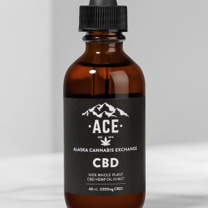 ACE Whole Plant CBD Oil 60 ml