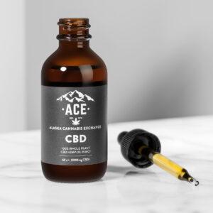 ACE Whole Plant CBD Oil 60 ml