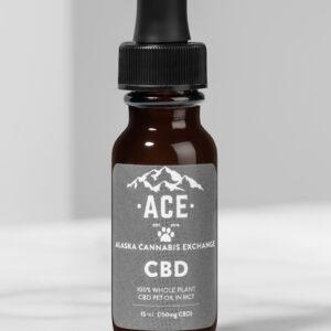 ACE Whole Plant CBD Pet Oil 15 ml