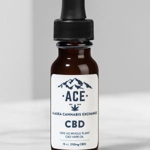 ACE Whole Plant CBD Vape Oil 15 ml