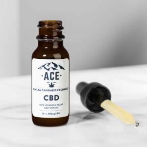 ACE Whole Plant CBD Vape Oil 15 ml